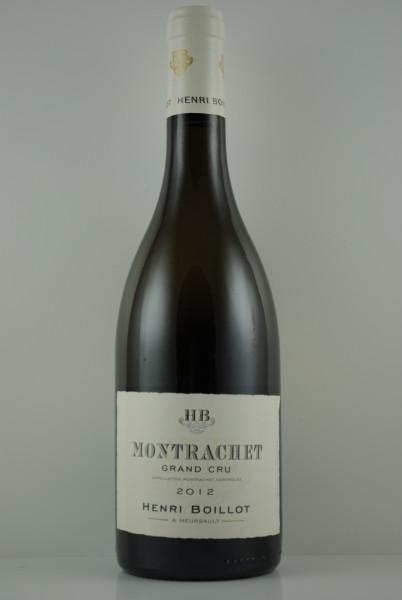 2012 Montrachet Grand Cru, Boillot